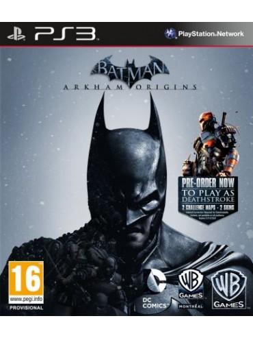 Batman : Arkham Origins PL (używana)