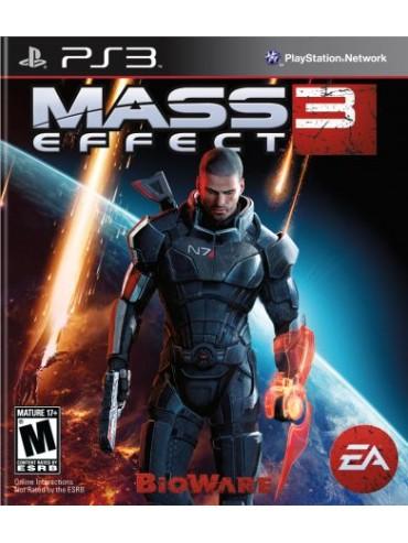 Mass Effect 3 PL (używana)