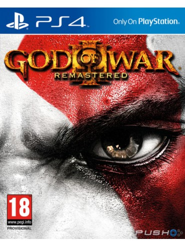 God of War III Remastered PL (używana)