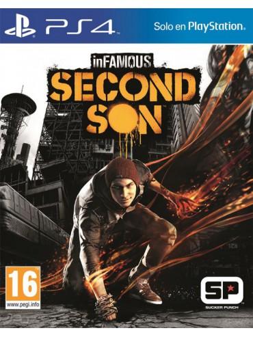 inFamous Second Son PL (używana)