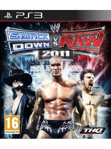 WWE Smack Down vs. Raw 2011