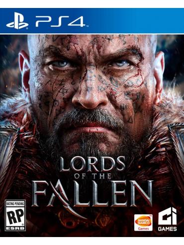Lords of the Fallen - edycja limitowana PL (używana) PS4/PS5