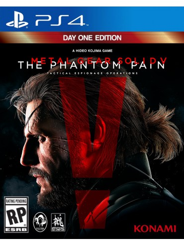 Metal Gear Solid V The Phantom Pain ANG (używana)