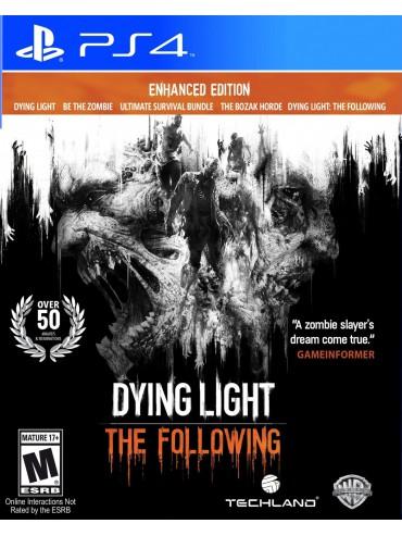 Dying Light the Following - Edycja Rozszerzona PL (używana)