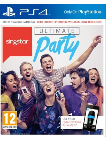 SingStar Mistrzowska Impreza PL (używana)