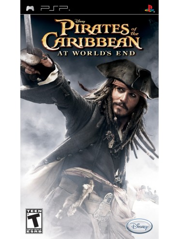 Pirates of the Caribbean: At World's End ANG (używana)