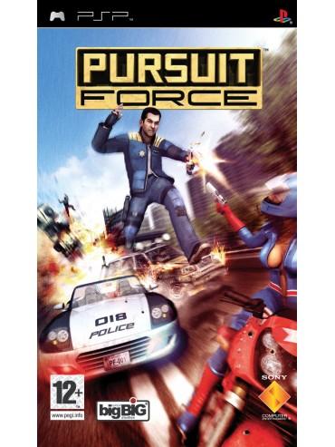 Pursuit Force ANG (używana)