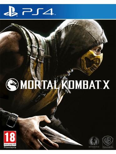 Mortal Kombat X PL (używana)