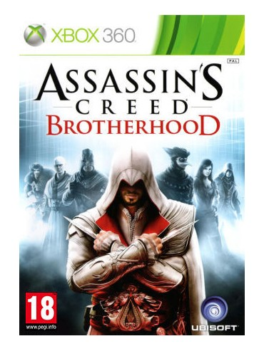 Assassin's Creed Brotherhood PL (używana)