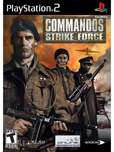 Commandos Strike Force (używana)