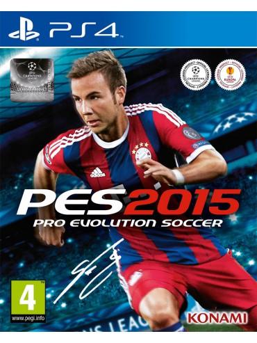 Pro Evolution Soccer 2015 (używana)