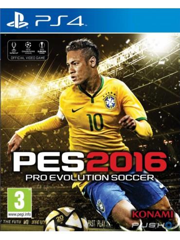 Pro Evolution Soccer 2016 (używana)
